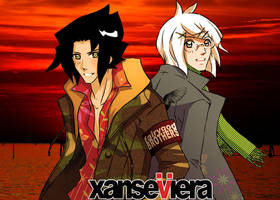Fairy godbrothers XD by xanseviera