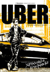UBER+ Original comic project by xanseviera