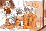 dante X vergil++after recess.. by xanseviera
