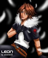 LeonKH2+ da sexiness by xanseviera