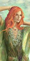 Lady by FreyjaSig