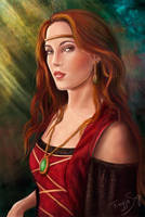 Amber by FreyjaSig
