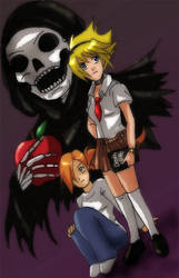 Death Note Mandy by Nishi06