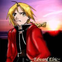 Edward Elric by Nishi06