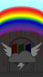 The Price of Rainbows by VapidPixel