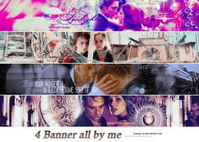 4 Banner by ManGo-01