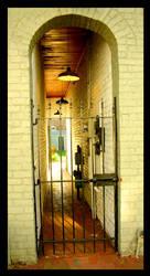 The Secret Passageway by screamofthecrop