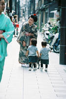 geisha in Kyoto by uyen-kim