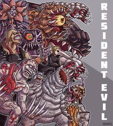 Resident Evil by ayyk92