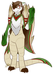 PMD-U . NPC Asma the Chesnaught by Hawkein