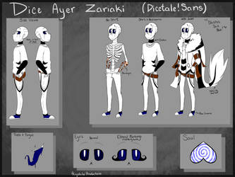 Dice Zariaki Reference by KrystaliaProductions