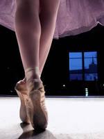 Dancer's Feet by AlexandraKlemm