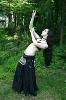 Moonlight Dancer X by TheGhostSiren