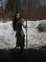 Norse Wildling 3 by TheGhostSiren