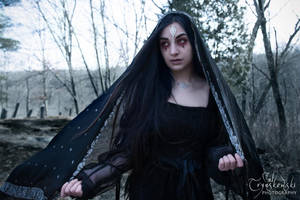 Death Becomes Her by TheGhostSiren