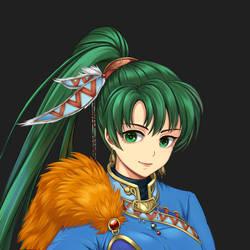 Brave Lyn Fanart - Fire emblem heroes by dakkalot