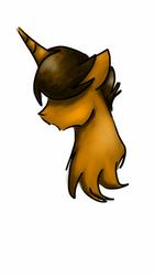 pony ._. by Frosttailka