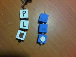 Layton and Luke Key Chains! by Miel110