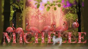 Pretty Flamingo by beachlegs