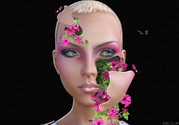 Flower Girl by beachlegs