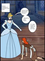 Twist Fate:- Cinderella's Tale by mikasa-9