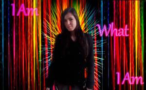 I Am What I Am by SandyCris91