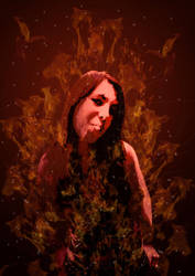 Burning Hot by SandyCris91
