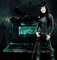 The Dark Mistress by SandyCris91