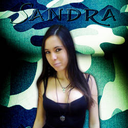 Sandra (Me) by SandyCris91