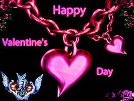 Happy Valentine's Day by SandyCris91