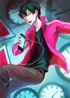 Shintaro Reload by alizawren