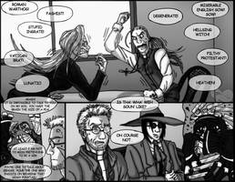 A Hellsing Comic by TomCat-Priest