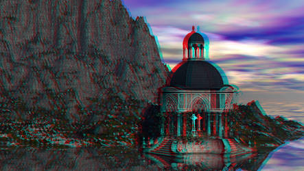 Reparation Anaglyph by Tkrain