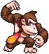 Donkey Kong Sprite by ApprenticeOfArt