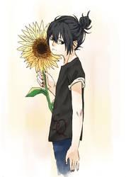 Sunny Sunny Boy Boy by Orenji--kun