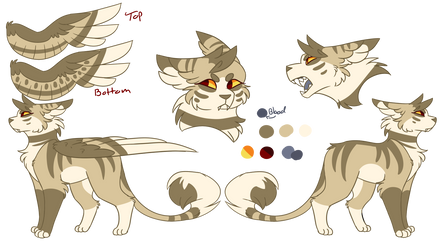 cyn ref by SyntheticLie