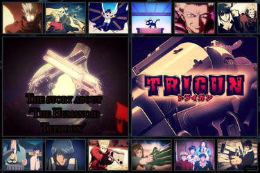 Trigun by Syleria11