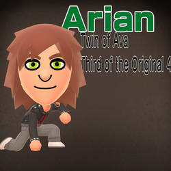 Arian by Rickythecool