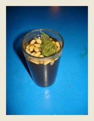 Mint tea by koffiekitten