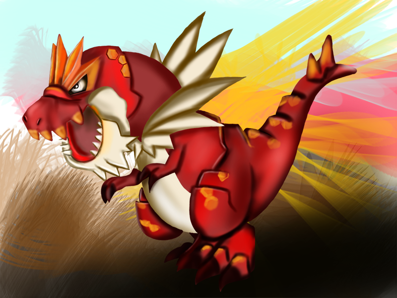 Tyrantrum Pokemon By Drawingtutorials101 On Deviantart