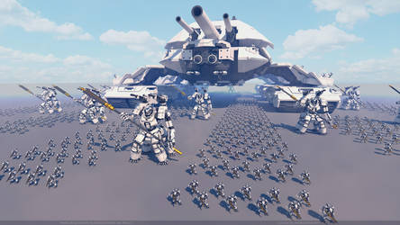 Tsviet military parade v1 by Leonitus