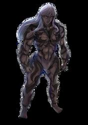 Tsviet-Male NRTO 'Tsviet Form' by Leonitus