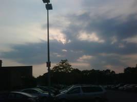 Speeding Sky by TrinaryOuroboros