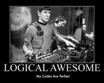 Logical Awesome by TrinaryOuroboros