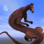 Dragonmare by TrinaryOuroboros