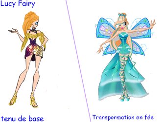 lucy Fairy by Lucyheartfilia9485