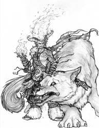 Ready for Ragnarok by doggerman