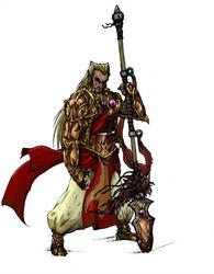 Elf Spearman - Phase One by doggerman