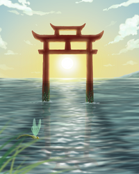 Empire of the Rising Sun by doggerman
