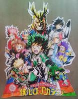 My Hero Academia (Boku no hero Academia) by OwOaBbYdY1000